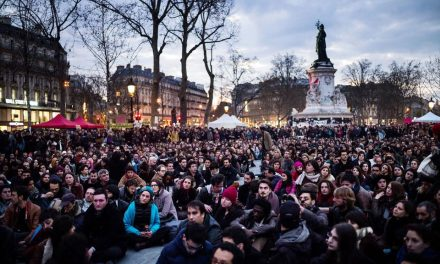 #NuitDebout