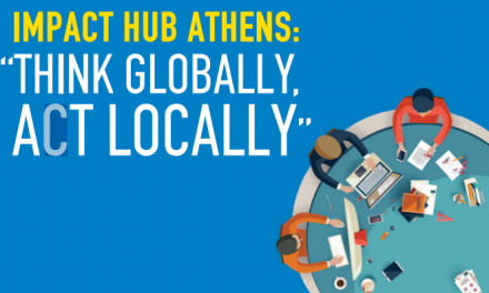 "Impact Hub Athens: ""think globally, act locally"""