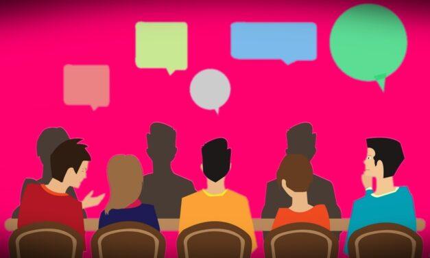 Η γνώμη, η γνώση και μια θέση στο τραπέζι