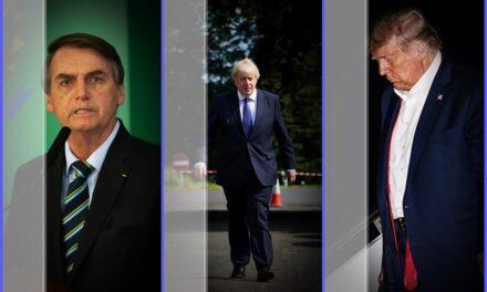 Ασθενείς ηγέτες στην εξουσία