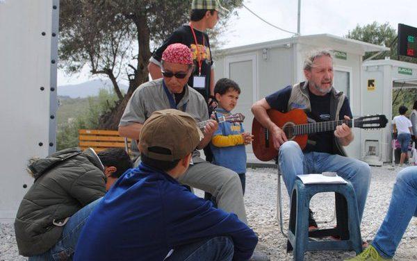 Συνέντευξη: Νίκος Μπελαβίλας | Κοινωνικό Συμβούλιο για τους Πρόσφυγες