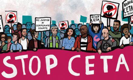 CETA: Γιατί πρέπει να μας νοιάζει;